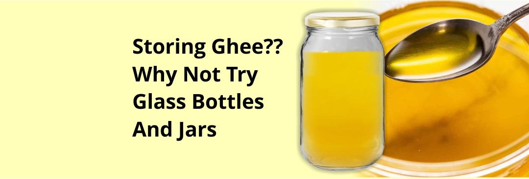 5 Proven Benefits of Ghee in Glass Jars