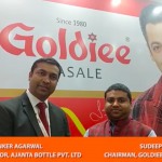 Exclusive Interview with Sudeep Goenka ji, Goldiee Masale on Glass