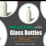 Milk in Glass Bottle Grow Profit by ₹6 Lakh