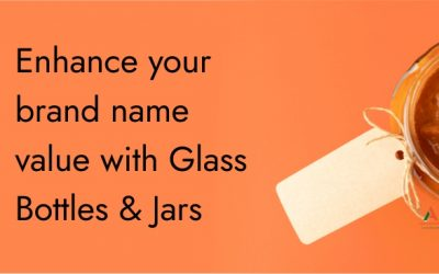 Your Brand Name Looks Much Beautiful On Glass Bottle As Compare To Plastic Bottle