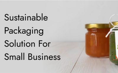 Why Glass Bottle & Jars Are A Sustainable Packaging Solution For Small Business
